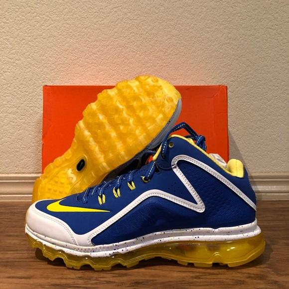premium selection 88846 8e6fb Nike Air Max Swingman Ken Griffey Jr Rare Size 8.5